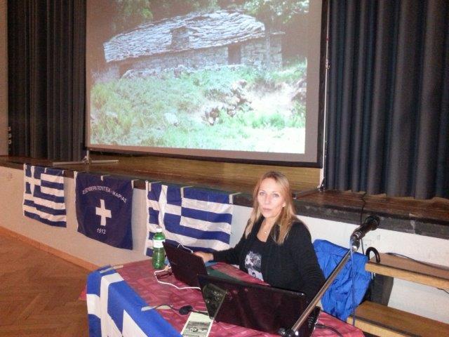 Vortrag bei den Hellasfreunden Bern