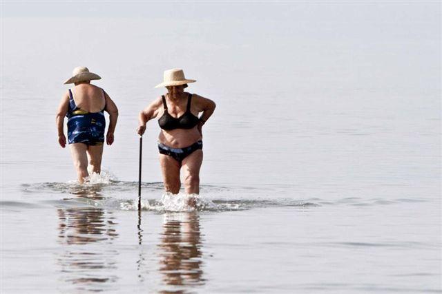 In Ikaria lässt sich gut alt werden!