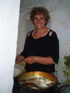 Loukoumades von Mairy, Foto Ursula Kastanias