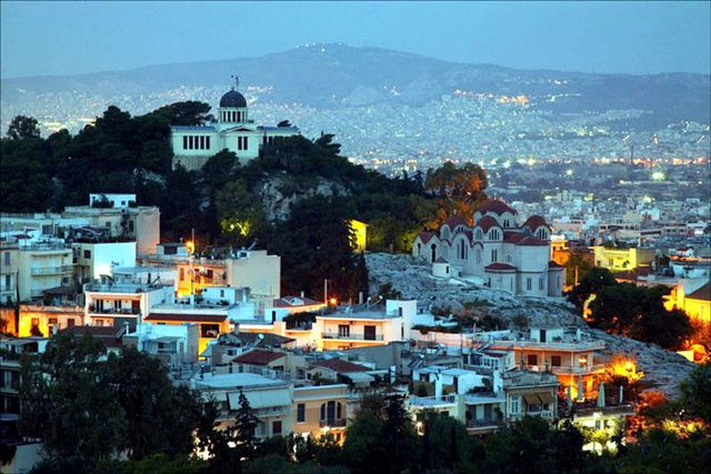 Athen Sightseeing