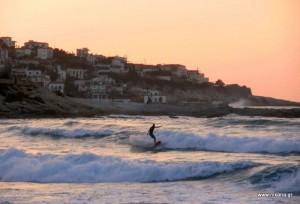 ARMENISTIS SURFER VON NIKARIA GR