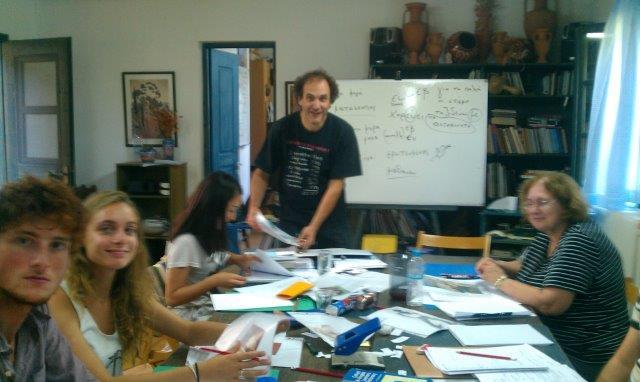 Unterricht mit ausgebildeten Muttersprachlern