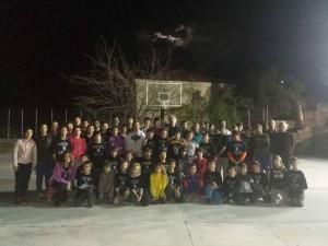 Diagoras Basketball Clup gemischt