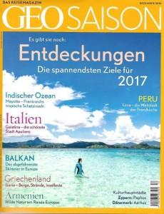 Geo Titelblatt