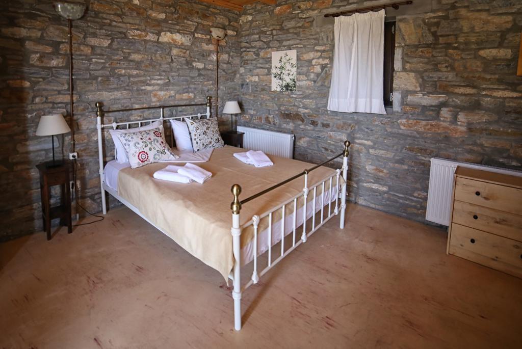 Pyrgos Schlafzimmer