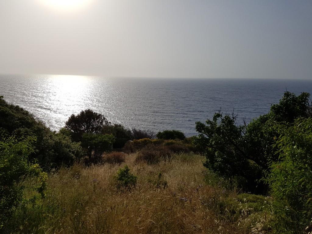 Mai Aussicht aufs Meer